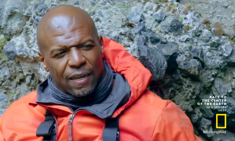 Terry Crews talks about getting revenge on his abusive father