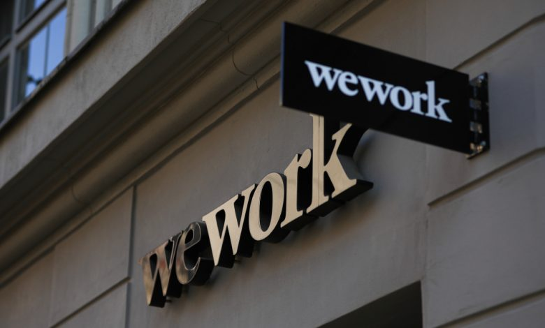 The distorted reality of WeWork