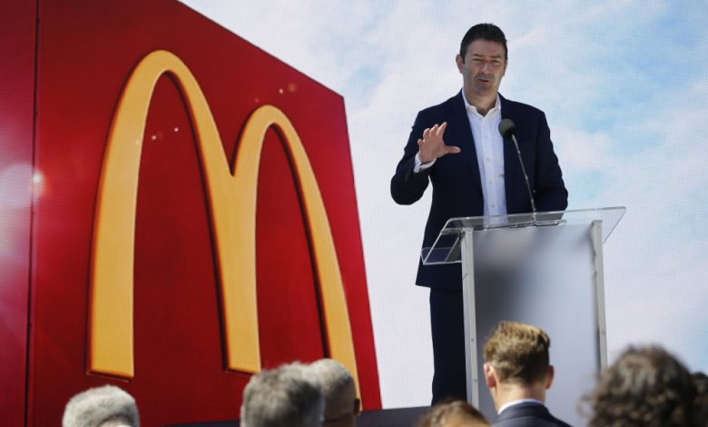 The saga of McDonald's and former CEO Steve Easterbrook