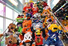 Welcome to the Mascot Hall of Fame