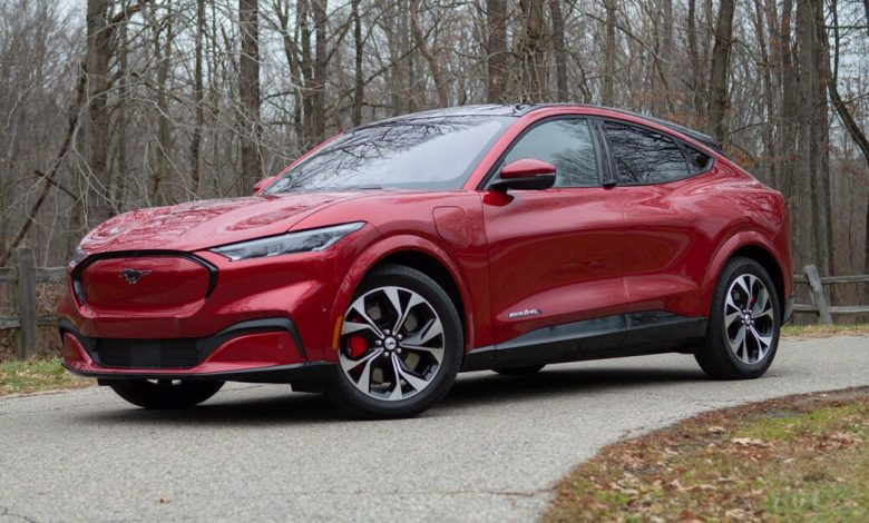Why Ford Mustang Mach-E buyers in New Jersey get a $5,000 discount