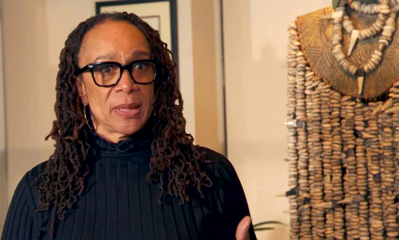 'Law and Order' star reclaims her heritage by collecting 'negative' Black memorabilia
