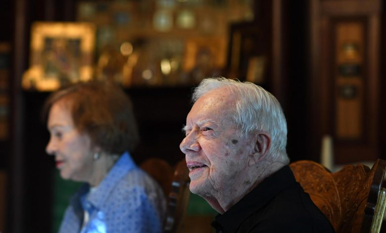 history catches up with visionary Jimmy Carter