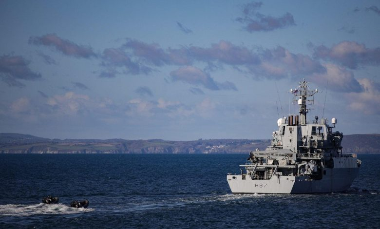 Royal Navy ships ordered to Jersey as French fishermen prepare blockade