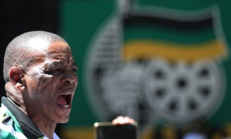 Top ANC official refuses to step down