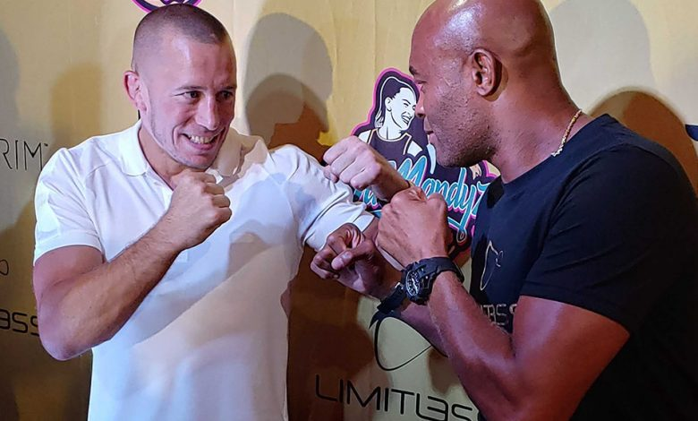Anderson Silva rips UFC for blocking Georges St-Pierre from boxing