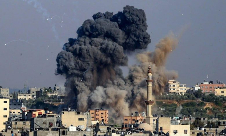 The Bombs Raining Down on Gaza? They're American