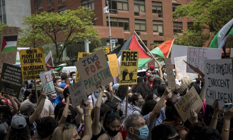 Gaza Conflict Stokes 'Identity Crisis' for Young American Jews