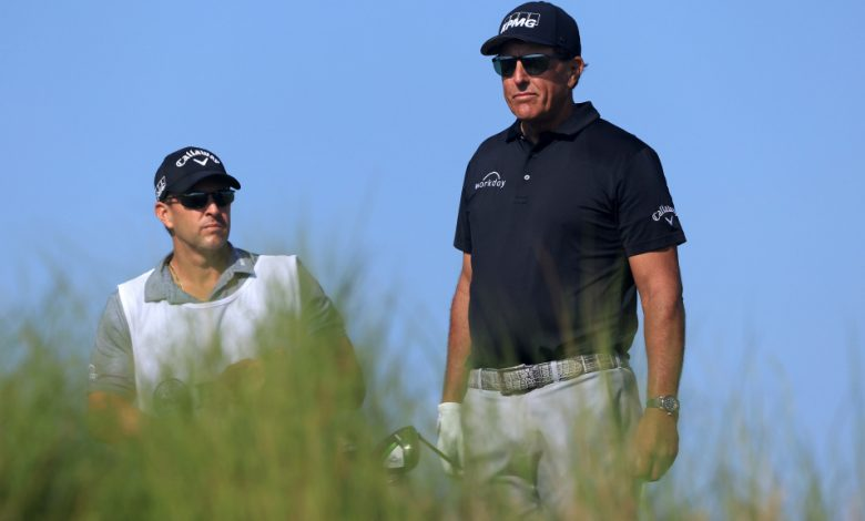 Look past Phil Mickelson's age in battle at Kiawah