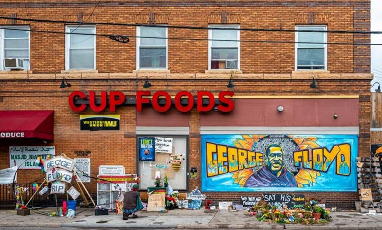 George Floyd's murder generated artwork that aimed to heal and bond