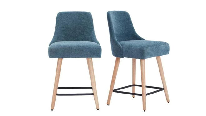 We will absolutely be purchasing this set of chairs.