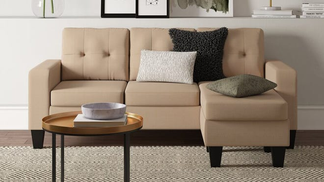 Whether you need a new couch or an ottoman, it's all on sale at Wayfair.