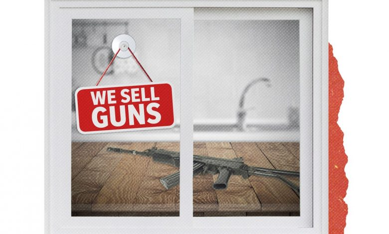 Home-based gun dealers fail ATF inspections nationwide