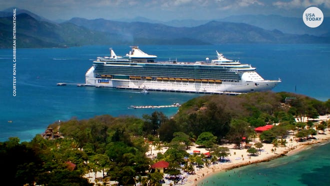 Royal Caribbean is first cruise line with CDC approval for a test sailing in US waters