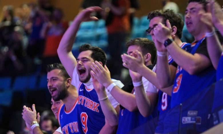 2021 NBA playoffs - New York Knicks rock Madison Square Garden, until Trae Young steals the show