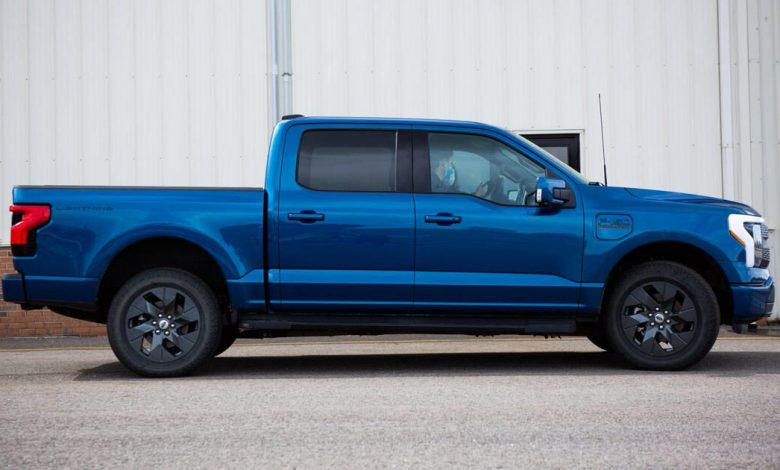 2022 Ford F-150 Lightning: A closer look at the Blue Oval's game-changing EV