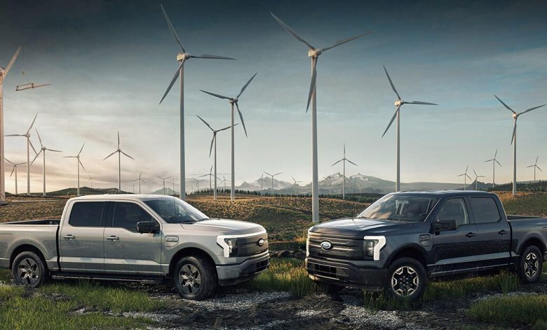 2022 Ford F-150 Lightning Pro is an EV that's ready to work