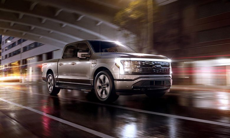 2022 Ford F-150 Lightning is a brawny, battery-powered bargain