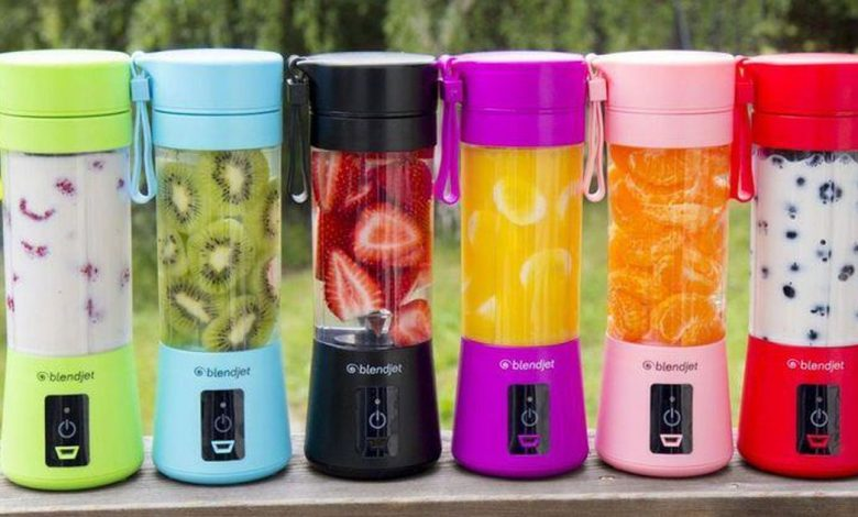 A $25 cordless BlendJet blender means frozen margs on the beach (save $15)