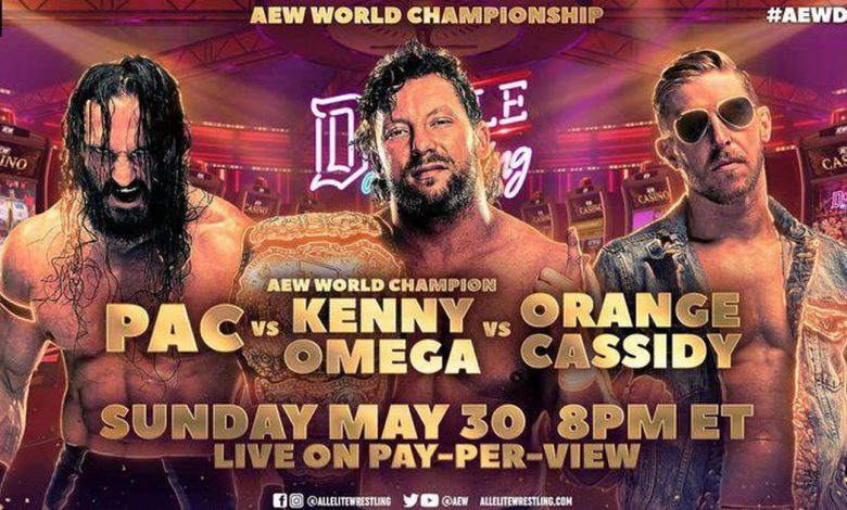 AEW Double or Nothing 2021: Start times, how to watch, B/R Live and full card