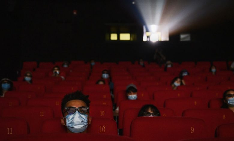 AMC, Cinemark and Regal theaters drop mask requirement for vaccinated moviegoers