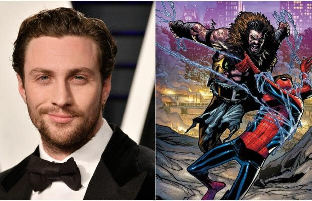 Aaron Taylor-Johnson to Play Spider-Man Villain Kraven the Hunter in Solo Movie