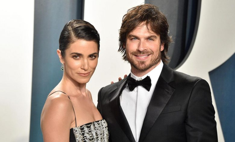 Actor Ian Somerhalder credits wife Nikki Reed for getting him out of millions in debt