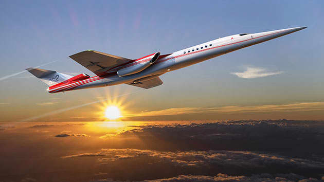 Aerion Supersonic shuts down, ending plans for silent business jets