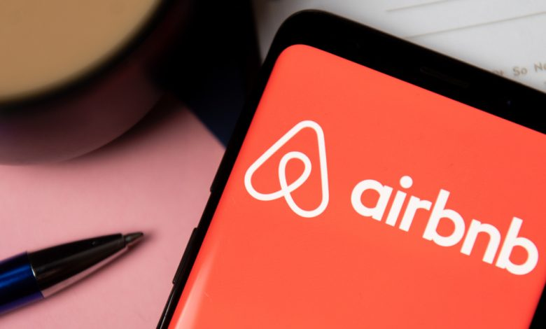 Airbnb has become a proxy index for vaccine rollouts