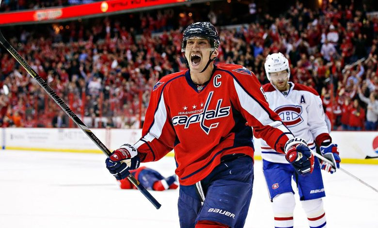 Alex Ovechkin says he wants to retire with the Washington Capitals, believes he'll have a new deal soon