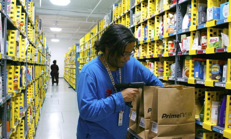Amazon to shut down Prime Now and move 'ultrafast' deliveries to its main app