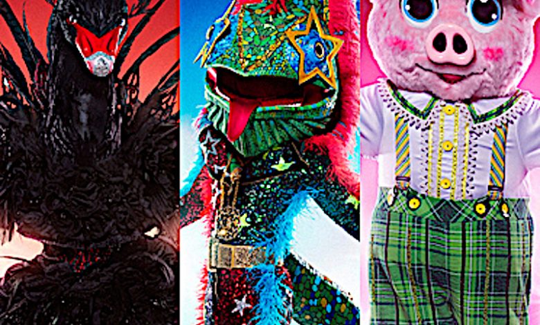 And the winner of 'The Masked Singer' Season 5 is…