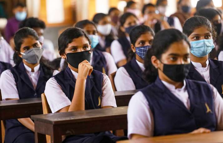 The class 10 exam was scheduled to be held from the first