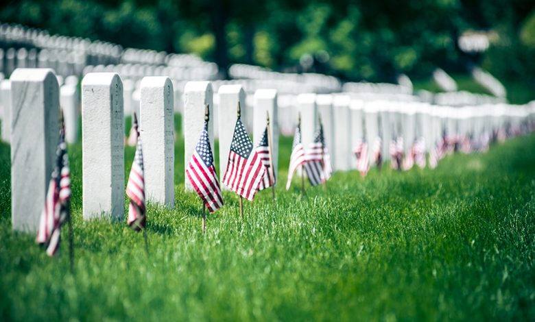 The last Monday in May is always Memorial Day. It's a day set aside to remember the men and women who have died while serving in the United States military.