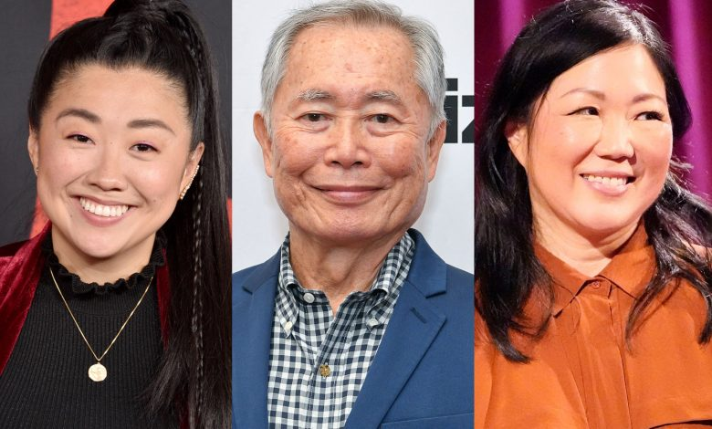 Asian American celebrities talk about rise in hate crimes