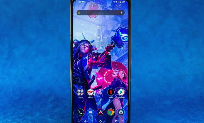 Asus ROG Phone 5 now on sale in the US for $1,000
