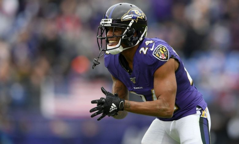 Baltimore Ravens CB Marcus Peters calls out 'disrespectful' Los Angeles Rams for 2019 trade maneuvers