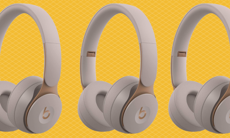 Beats Solo Pro Wireless Noise Cancelling On-Ear Headphones are on sale at Amazon