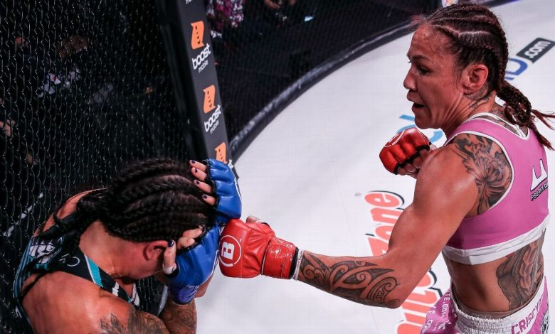 Bellator 259 -- Cris Cyborg putting boxing on hold as MMA title defense keeps her busy