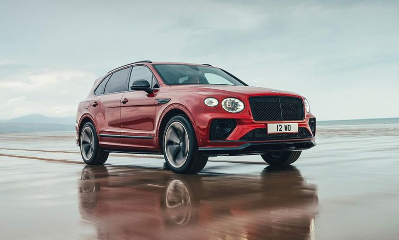 Bentley Bentayga S squeezes into SUV lineup with focus on sport