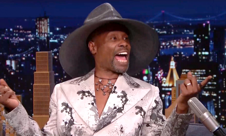 Billy Porter feels like 'a free man' after revealing his HIV positive diagnosis