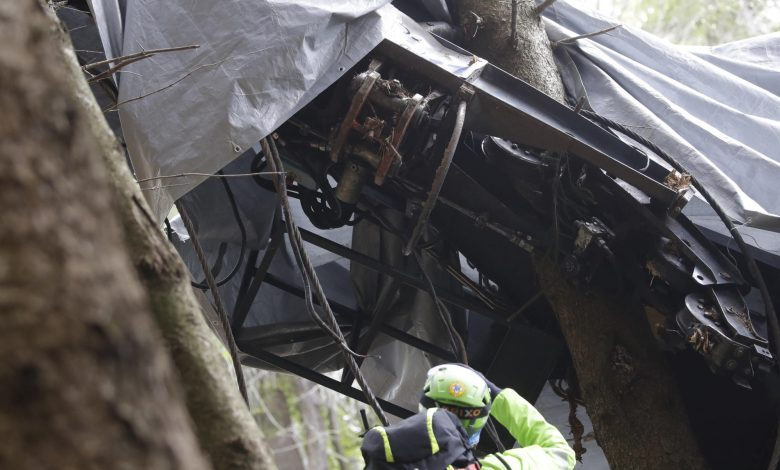 Blame in Italy cable car deaths rests with technician