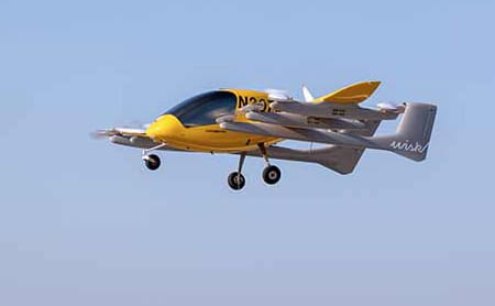 Boeing-backed start-up Wisk signs first deal to operate air taxis in the U.S.