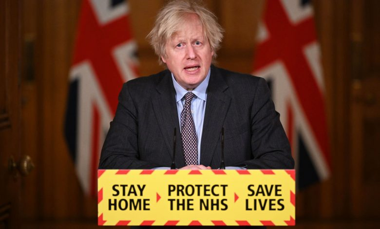 Boris Johnson says variant from India more transmissible