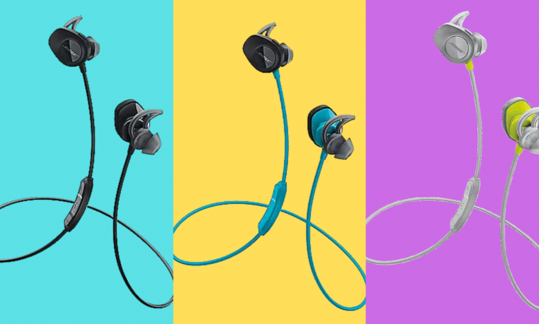 Bose SoundSport Wireless Headphones are on sale at QVC