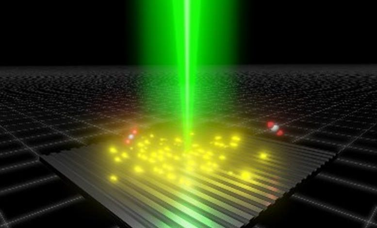 Transforming CO2 Into Light Emitting Carbon