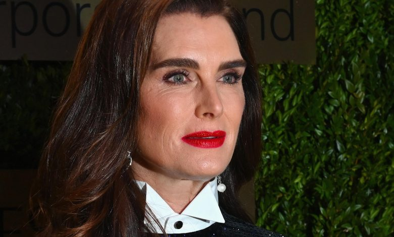 Brooke Shields didn't know if she'd walk again after leg injury