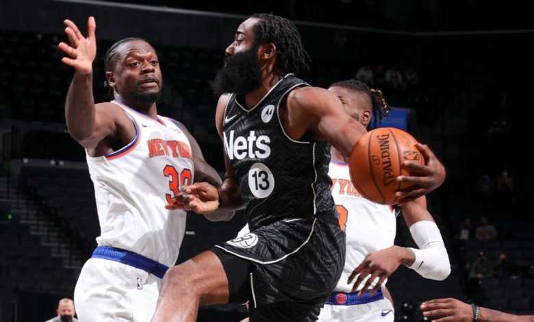 Brooklyn Nets star James Harden throws shade at New York Knicks over The New Yorker cover