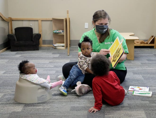 While more funding in the last COVID relief package will help, it won't address larger issues with the economics of child care in America, according to advocates who see a system that's too expensive for many parents even as it fails to pay a living wage for workers.