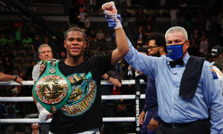 Can Devin Haney beat the top lightweights in the division? What now for Jorge Linares?